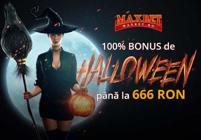 Cod Bonus Maxbet Halloween , 666 lei
