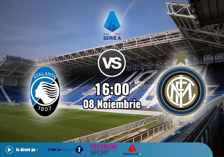 Atalanta Inter , Serie A , 2020