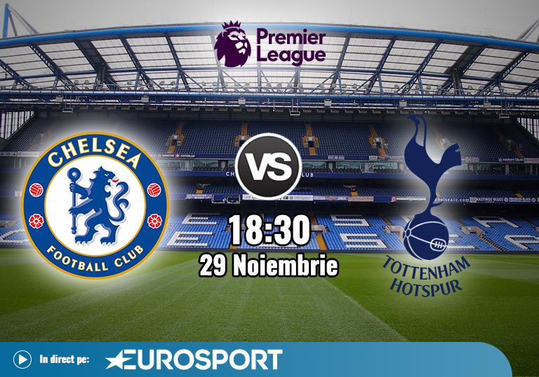 Chelsea Tottenham , Premier League , 2020