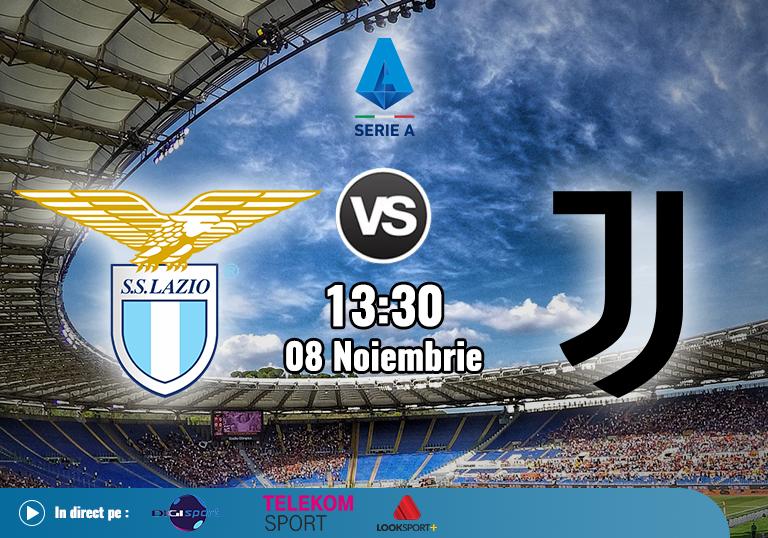 Lazio Juventus , Serie A , 2020