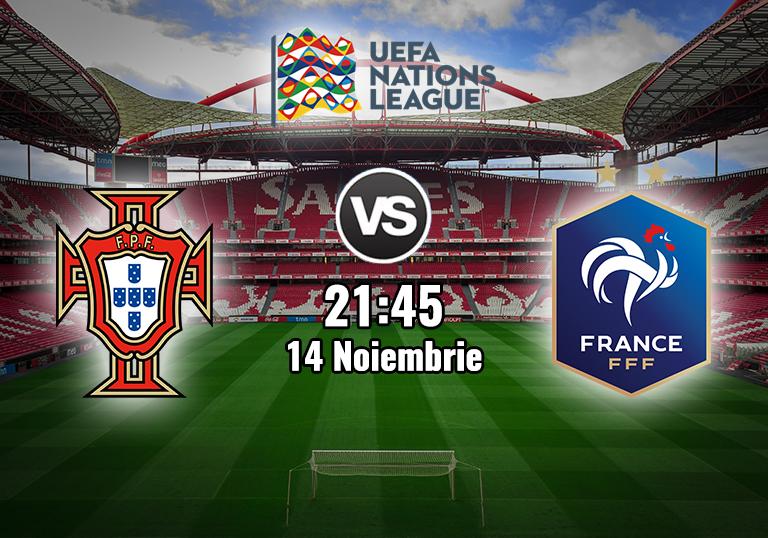 Portugalia Franta , Liga Natiunilor , 2020