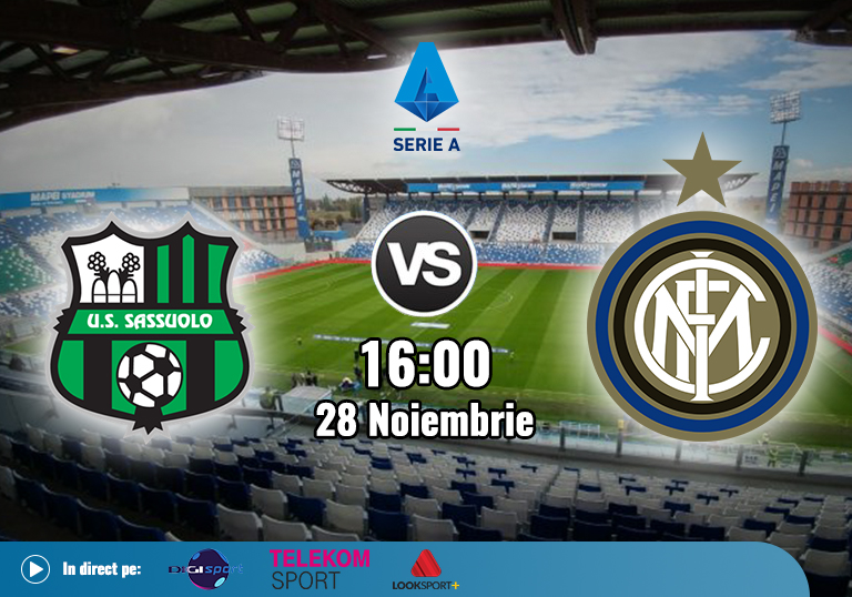 Sassuolo Inter , Serie A , 2020