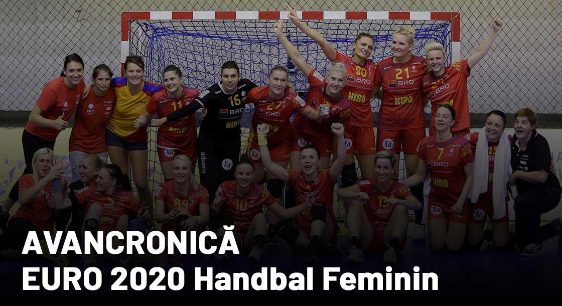 campionatul european de handbal, euro 2020, feminin