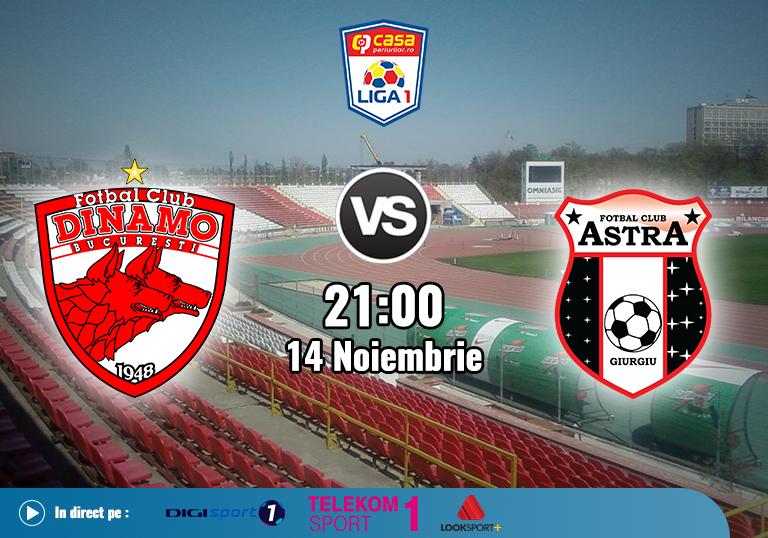 Dinamo Astra , Liga 1 , 2020