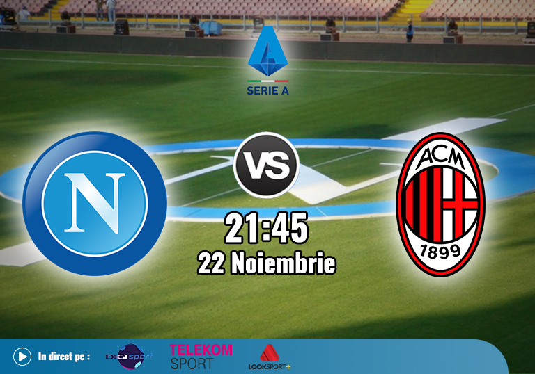 Napoli Milan , Serie A , 2020