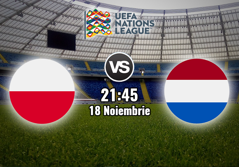 Polonia Olanda , Liga Natiunilor , 2020