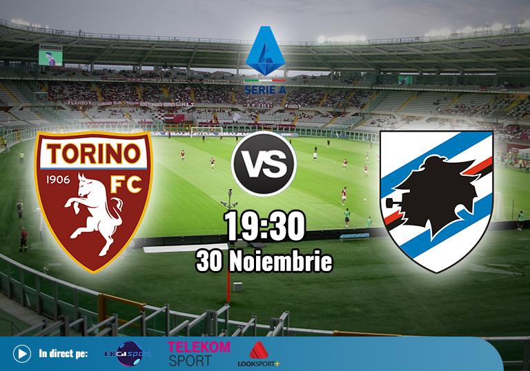 Torino Sampdoria , Serie A , 2020