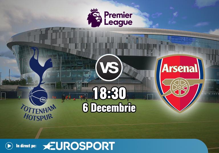 Tottenham Arsenal , Premier League , 2020