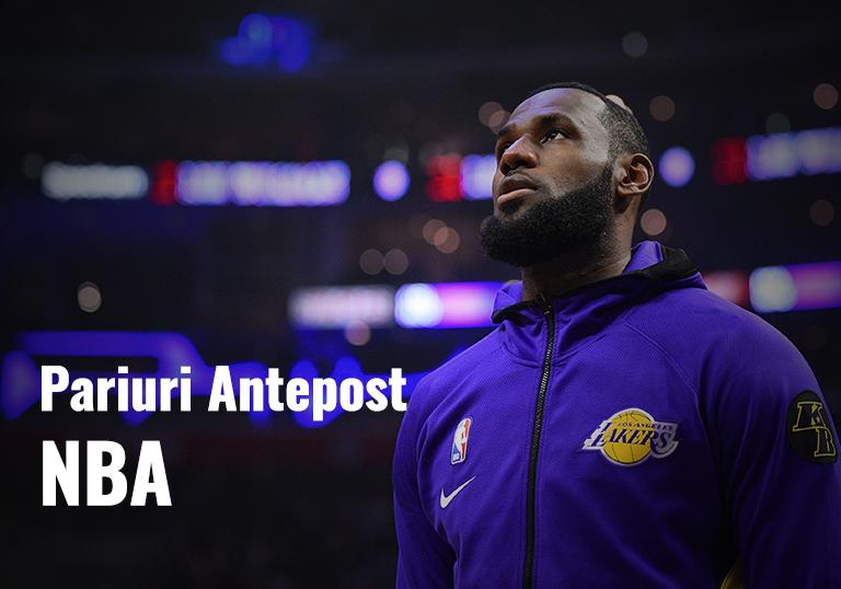 Antepost NBA , Sezonul 2020-2021