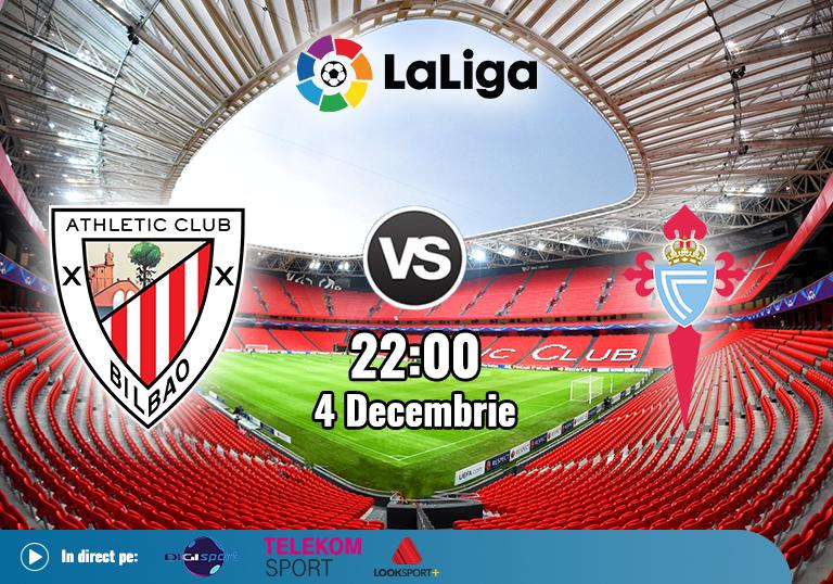 Athletic Bilbao Celta Vigo , La Liga, 2020