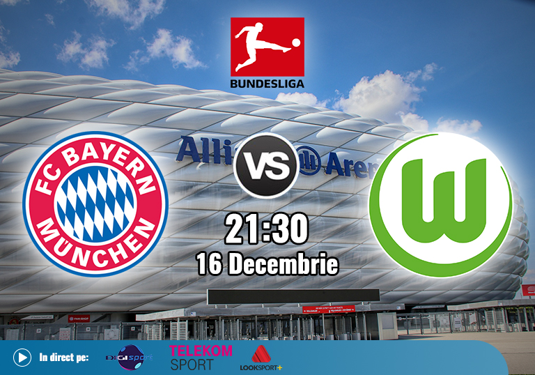 Bayern Wolfsburg , Bundesliga , 2020