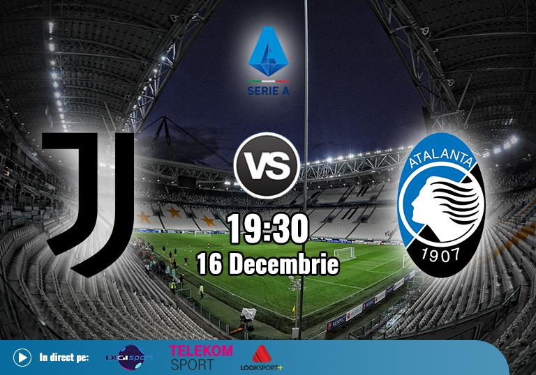 Juventus Atalanta , Serie A , 2020
