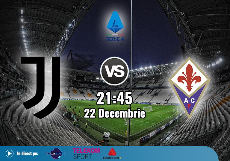 Juventus Fiorentina , Serie A , 2020