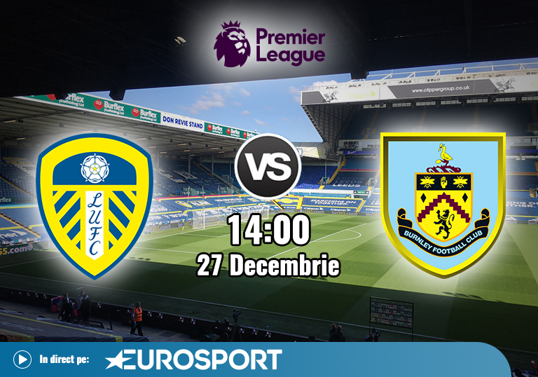 Leeds Burnley , Premier League , 27.12.2020