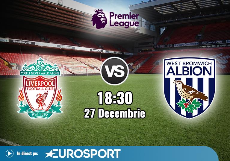 Liverpool WBA , Premier League , 2020