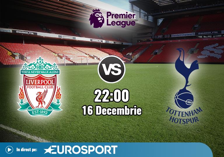 Liverpool Tottenham , Premier League , 2020