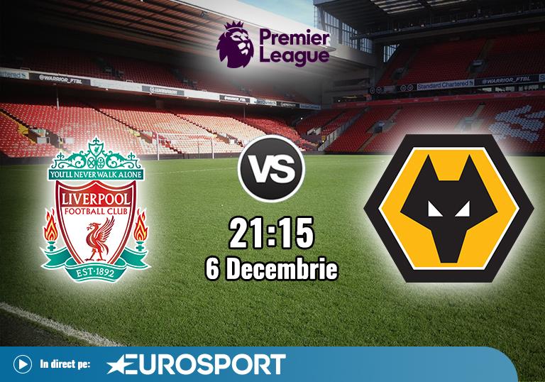 Liverpool Wolverhampton , Premier League , 2020
