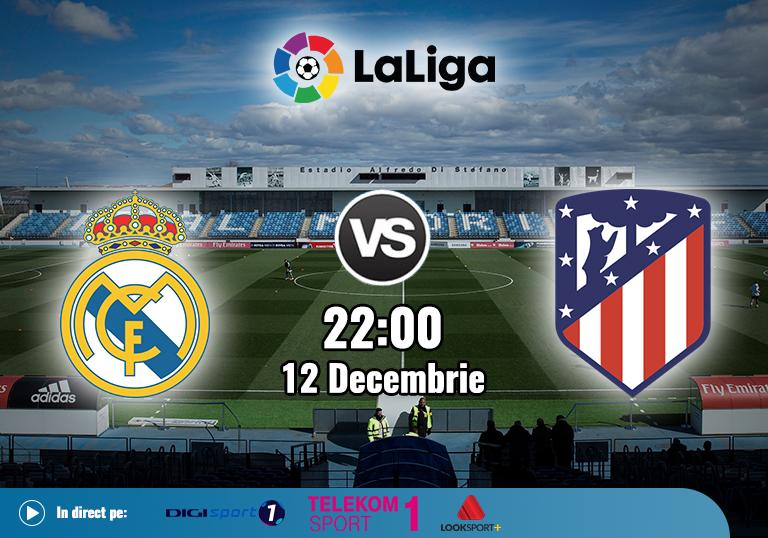 Real Atletico , La Liga , 2020
