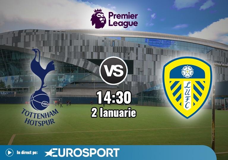 Tottenham Leeds , Premier League, 2021