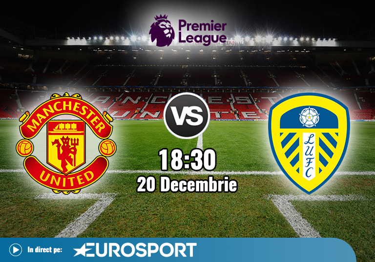 Man United vs Leeds , Premier League , 20.12.2020
