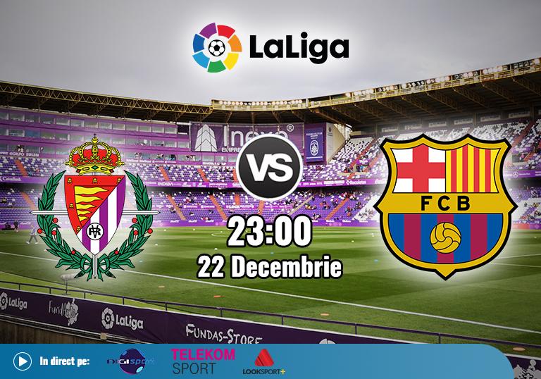 Valladolid Barcelona , La Liga , 2020