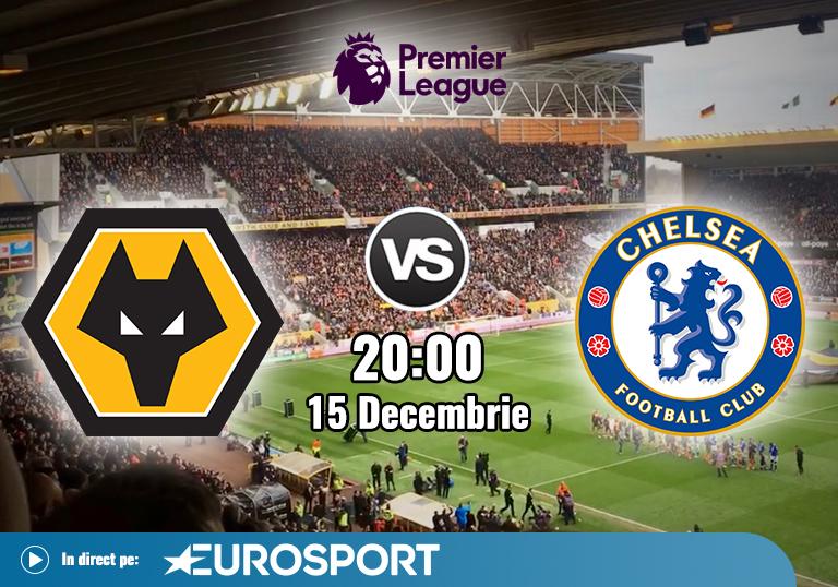 Wolves Chelsea , Premier League, 2020