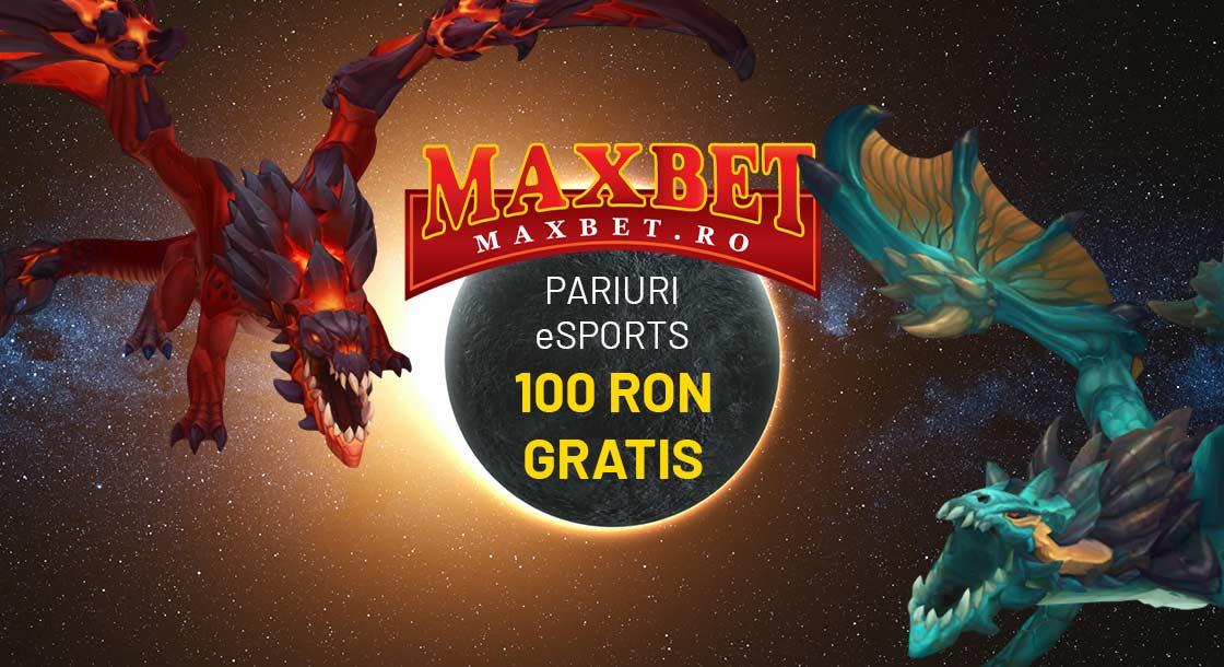 maxbet esports pariu gratuit