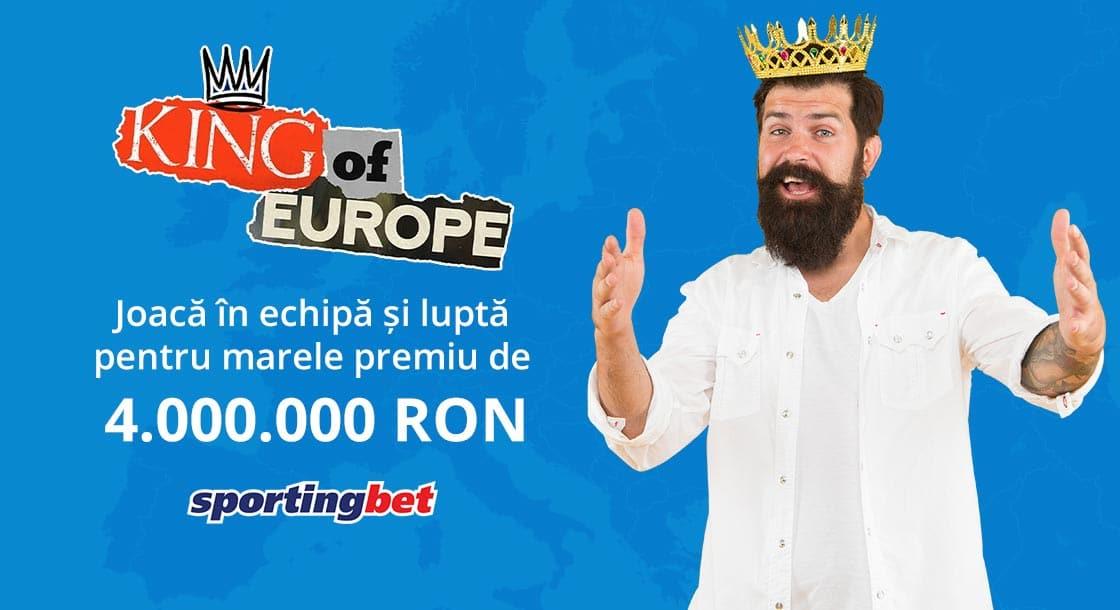 sportingbet regele europei