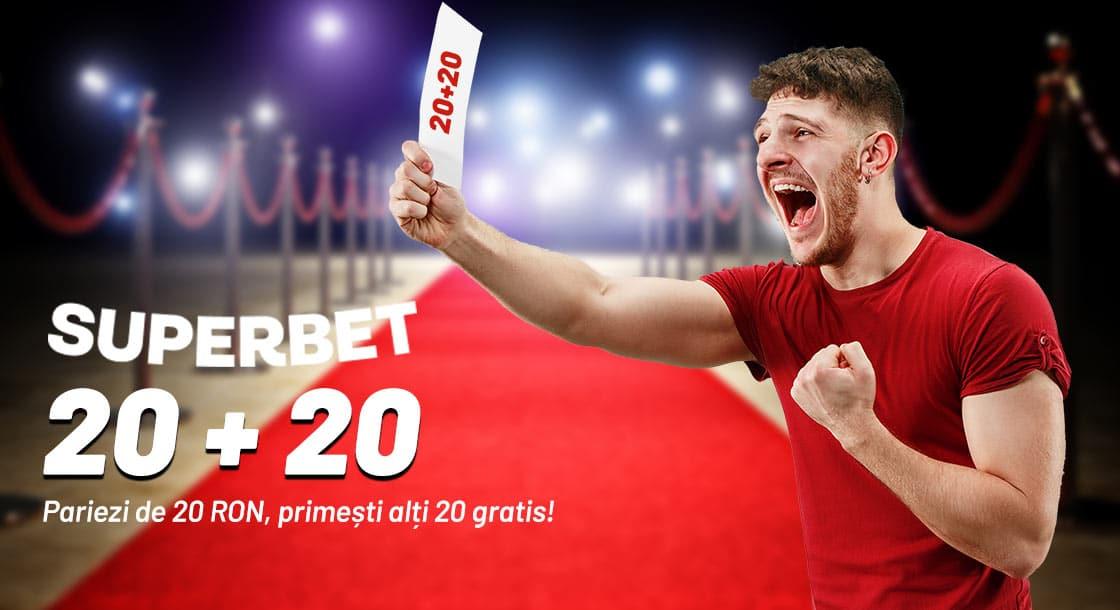 superbet 20+20