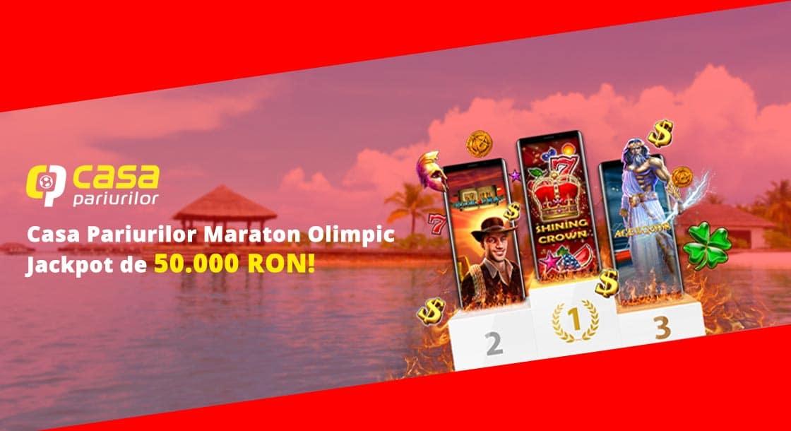 casa pariurilor maraton olimpic