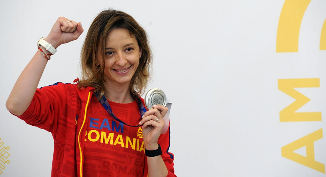 Lot Olimpic Romania JO Tokyo 2020